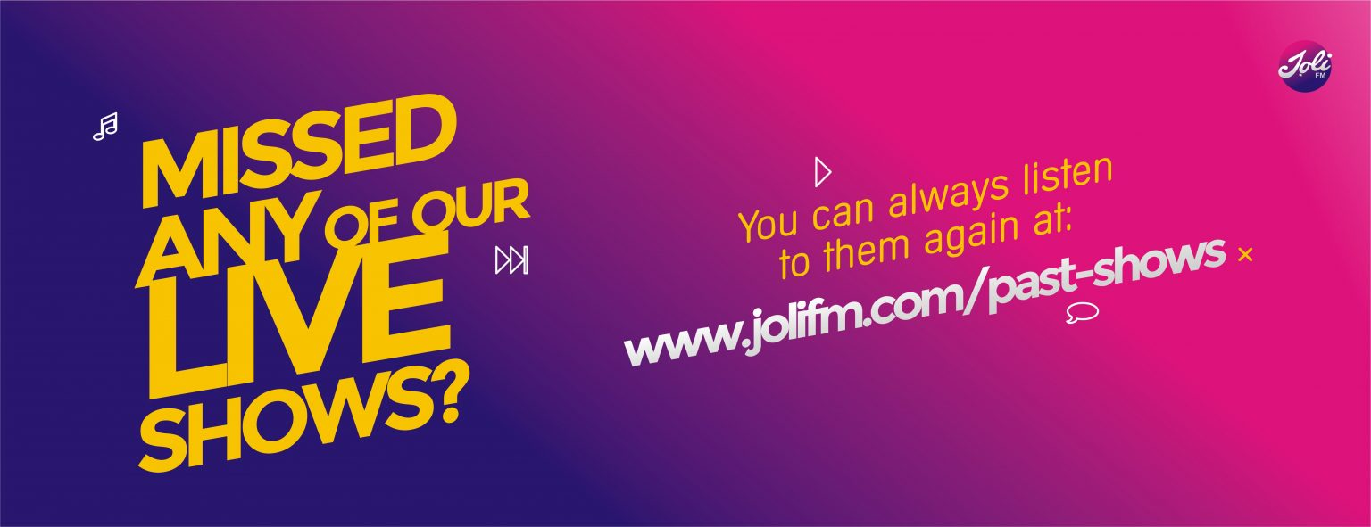 joli fm missed shows